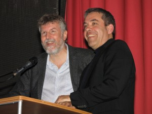 Artur Nickel und Andreas Klink